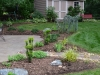 Newly Installed Ornamental Plantings