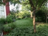 A cozy front yard garden!