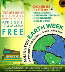 Join Organic Edible Gardens at the Green Living Expo